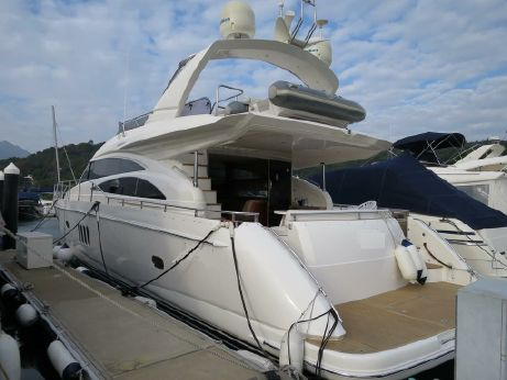 2007 Princess 67 Motor Yacht