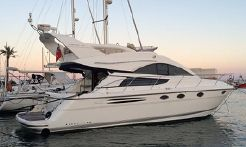 2008 Fairline Phantom 40
