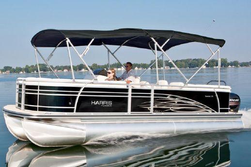 2017 Harris Flotebote Sunliner 220