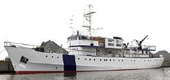 1951 Custom Expedition Support Vessel