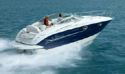 2004 Crownline 250 CR MOTOR  2012 Neu