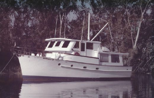 1976 Bluewater Yachts 40 Pilothouse