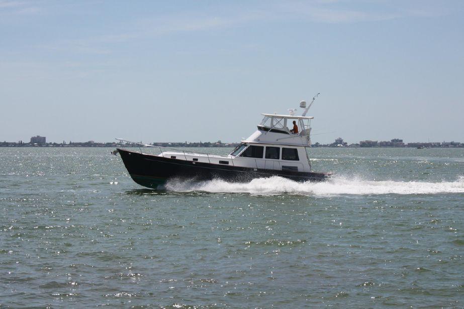 2003Legacy 52 Flybridge Downeast Cruiser