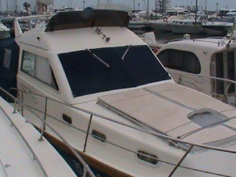 1999 Portofino 10 Fly