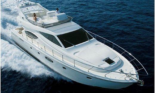 2007 Ferretti Yachts 550