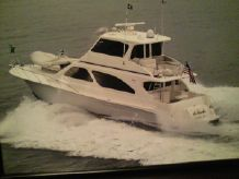 2003 Ocean Yachts Enclosed Fly Bridge