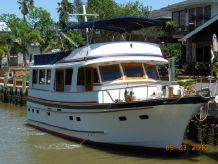 1985 Marine Trader 50' WIDE BODY