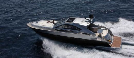 2014 Pearlsea 54 Coupe