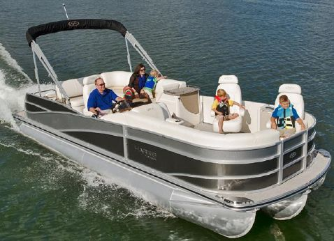 2015 Harris Flotebote Grand Mariner SEL 250