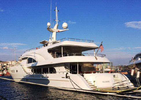 2008 Custom 51 meters motoryacht