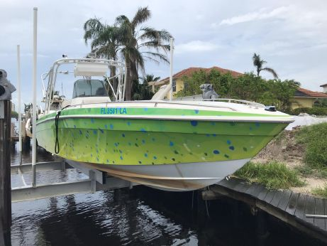 1999 Wellcraft Scarab 302