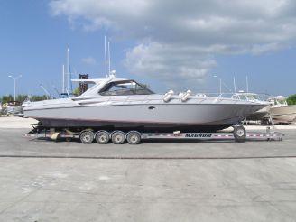 2008 Fountain 48 Express Cruiser
