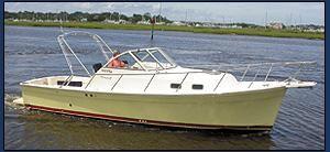 2006 Mainship Pilot 30-II