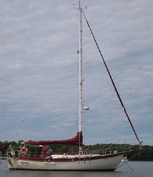 1976 Westsail Hull Number 645