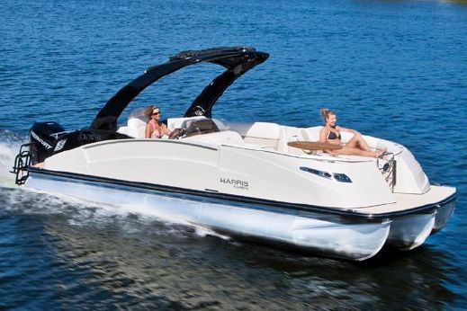2015 Harris Flotebote Crowne 250