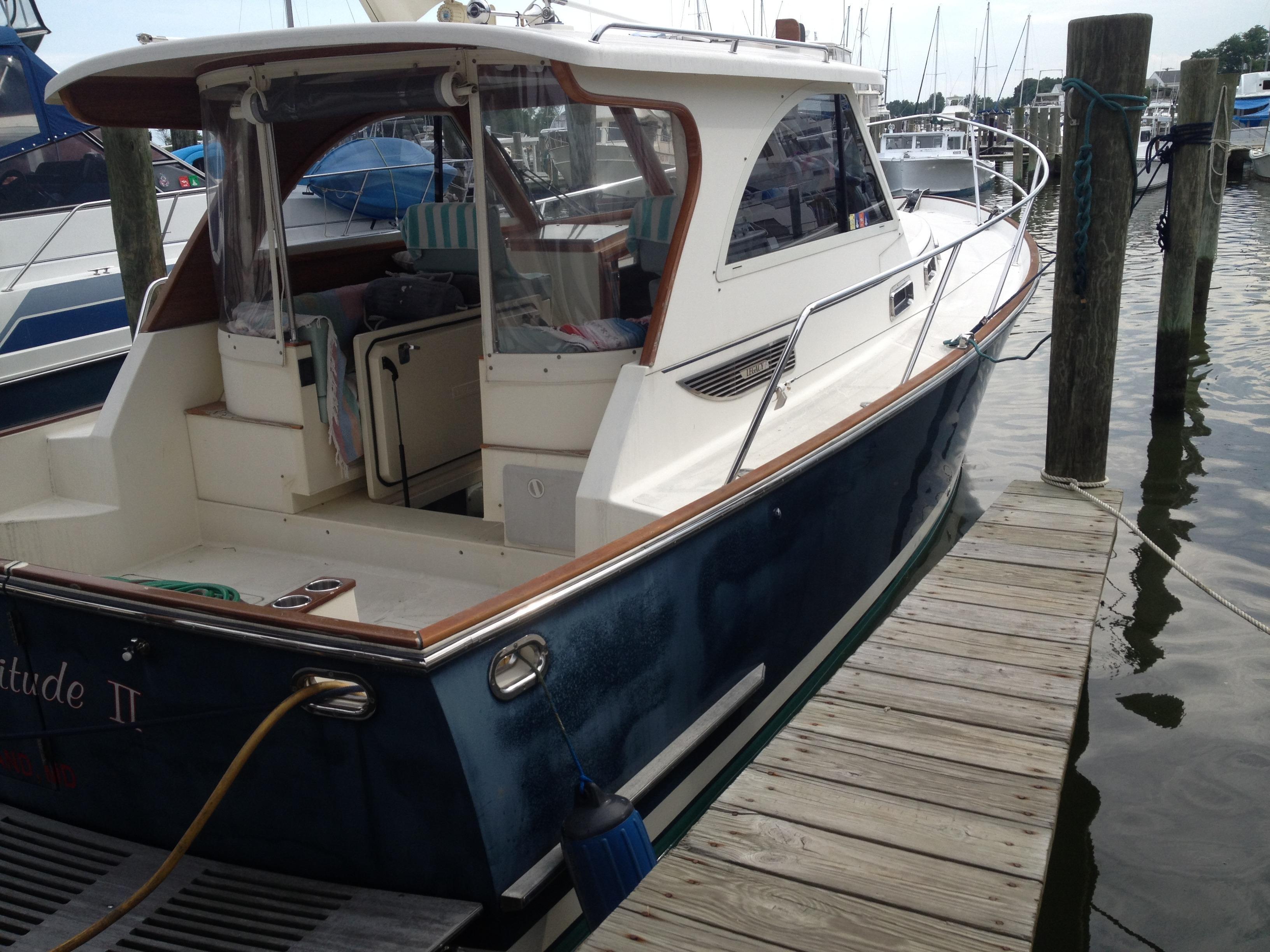 2008Legacy Yachts 32