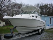 2003 Wellcraft Coastal 270