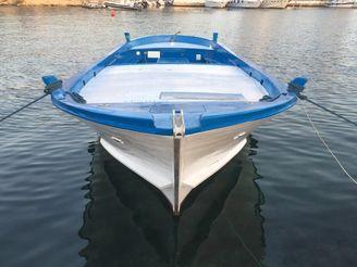 1980 Custom Paranza artigianale