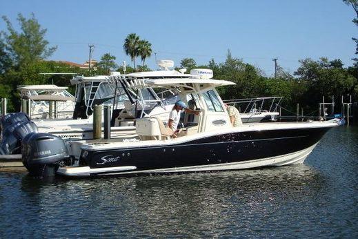 2008 Scout Boats Sportfish 282 XSF