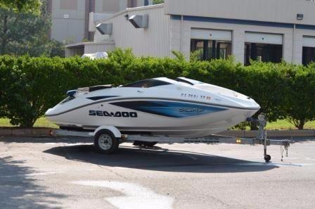 2005 Sea-Doo Sport Boats 180 Challenger