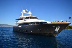 2011 Ferretti Yachts Custom Line Navetta 26