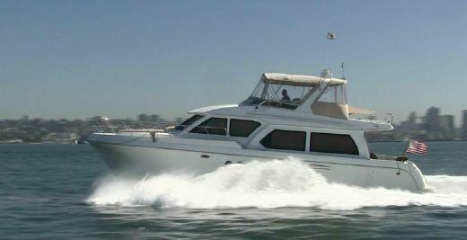 2008 Navigator 5100 Pilothouse
