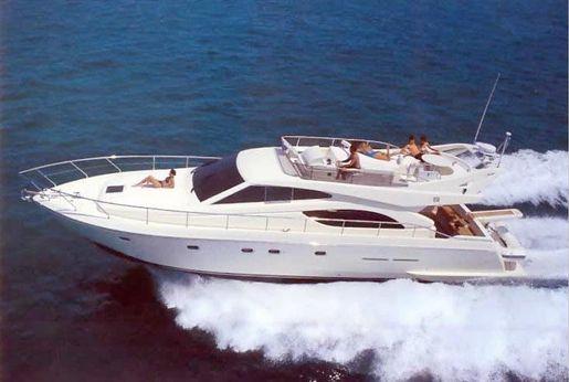 2000 Ferretti 53