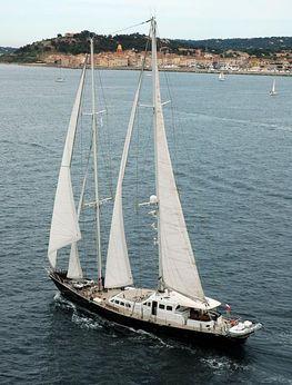 1978 Ortona Navi 33.30m Staysail Schooner