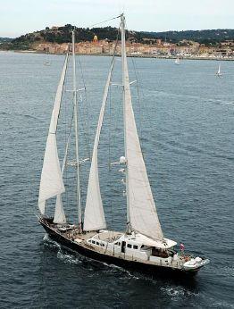 1978 Ortona Navi Staysail Schooner