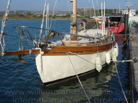 1950 Classic Cutter Bawley 35