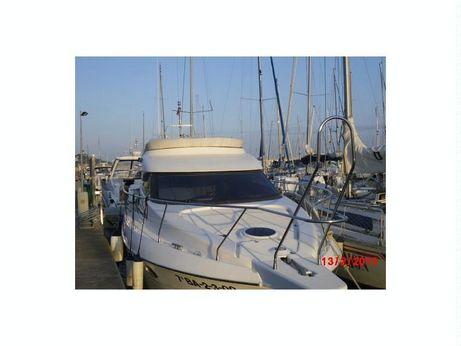 2000 Astondoa 35 FLY