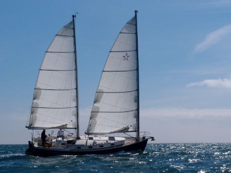 1988 Freedom 35 Cat Ketch