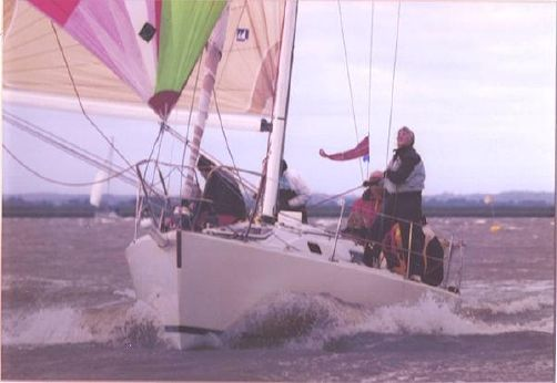 1994 J-Boats J105