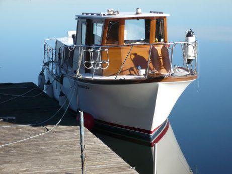 1966 Cliff Richardson Boats Custom Trawler