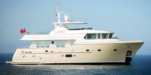 2012 Horizon Yachts Bandido 75