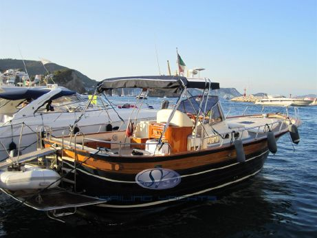 2001 Aprea Fratelli Sorrento 36 Open Cruise