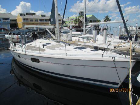 2001 Hunter 410