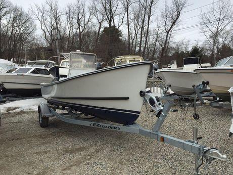 2015 Eastern Boats 18 Classic