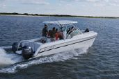 photo of 27' Glacier Bay 2740 Dual Console