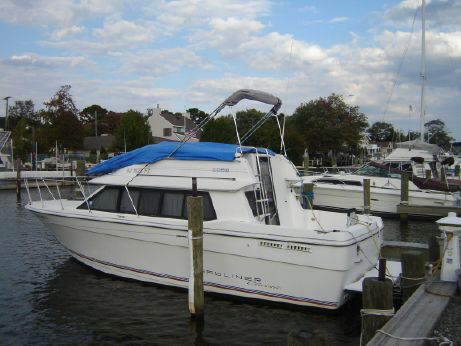 1994 Bayliner Classic 2858 Command Bridge Repowered