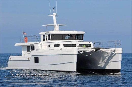 2014 20m Trawler Style Power Cat