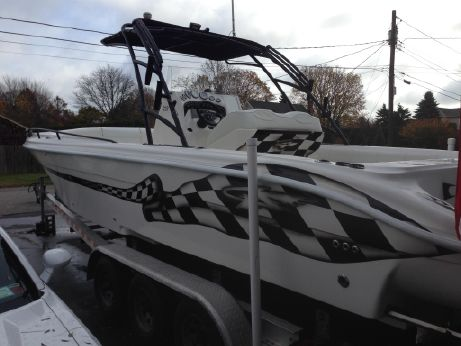 2005 Glasstream 328 SCX
