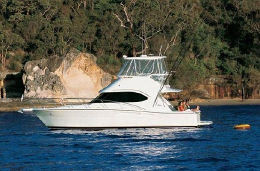 2006 Riviera 37 Flybridge
