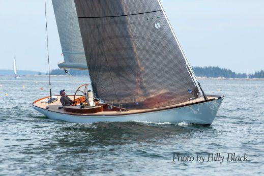 2016 Brooklin Boat Yard 47' Spirit of Tradition Sloop