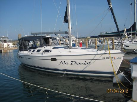 2003 Hunter 386