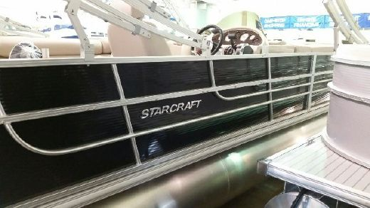 2015 Starcraft 236STARDECKCRS