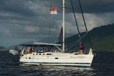 2005 Hunter 466
