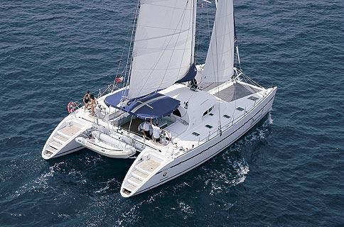 2004 Lagoon 570