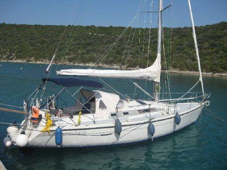 1990 Dehler 36