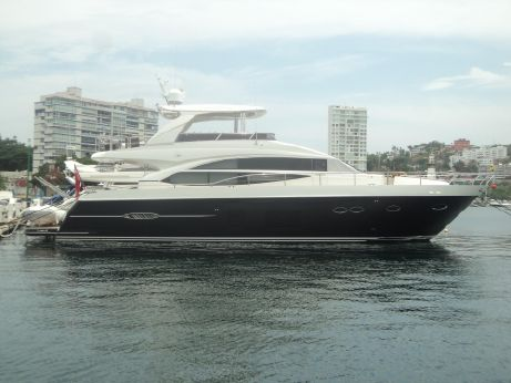 2015 Princess Yachts 72 Model